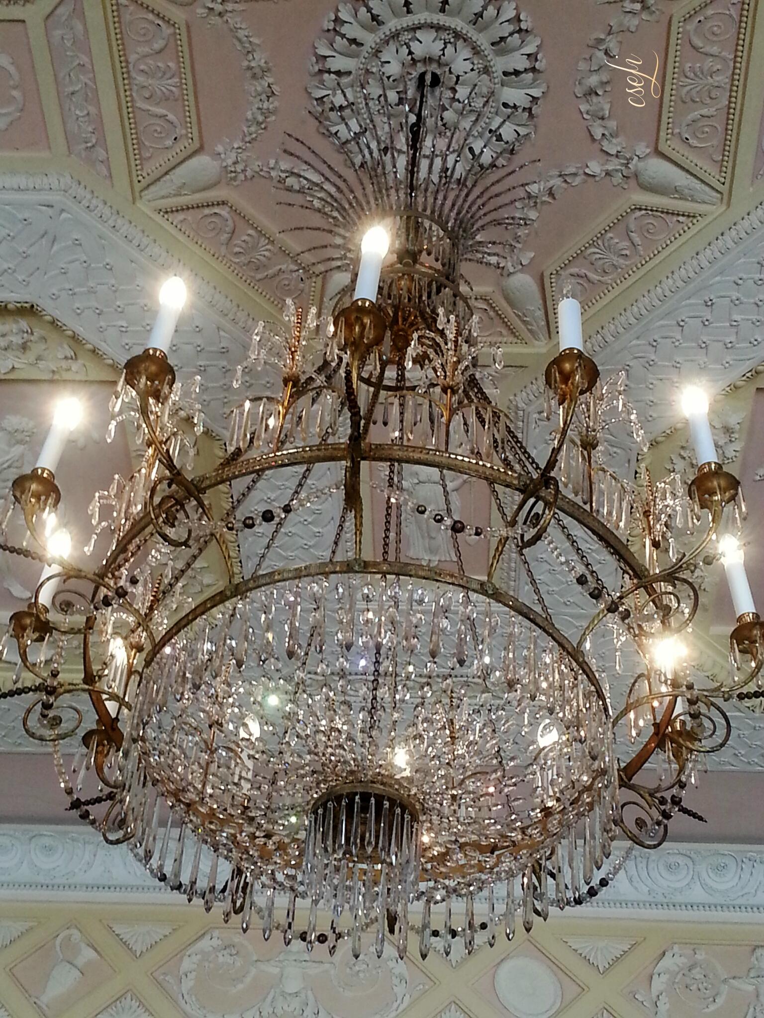 Historic Lamp Photography Csefi Stadtschlossweimar Ano