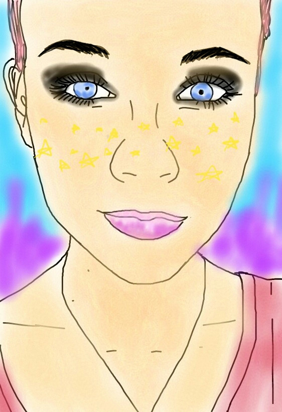 @alinacaat I don't know where I was going with this but I kind of like it .. ?