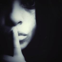 portrait obscure retro oldphoto silence
