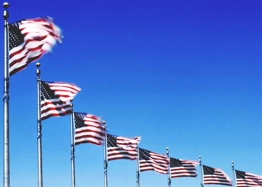 #nationalcolors  Washington DC USA