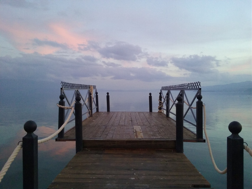 Ni na nebu ni na zemlji! ^_^  #lake #beautiful