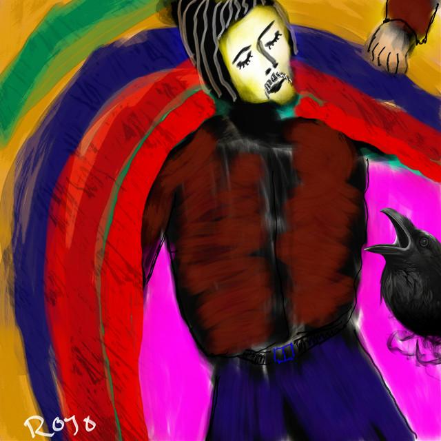 Rainbow  Round my shoulder / leon bibb