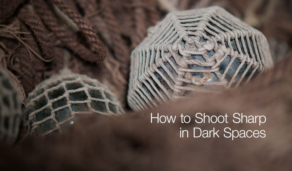 how to photograph in darkness