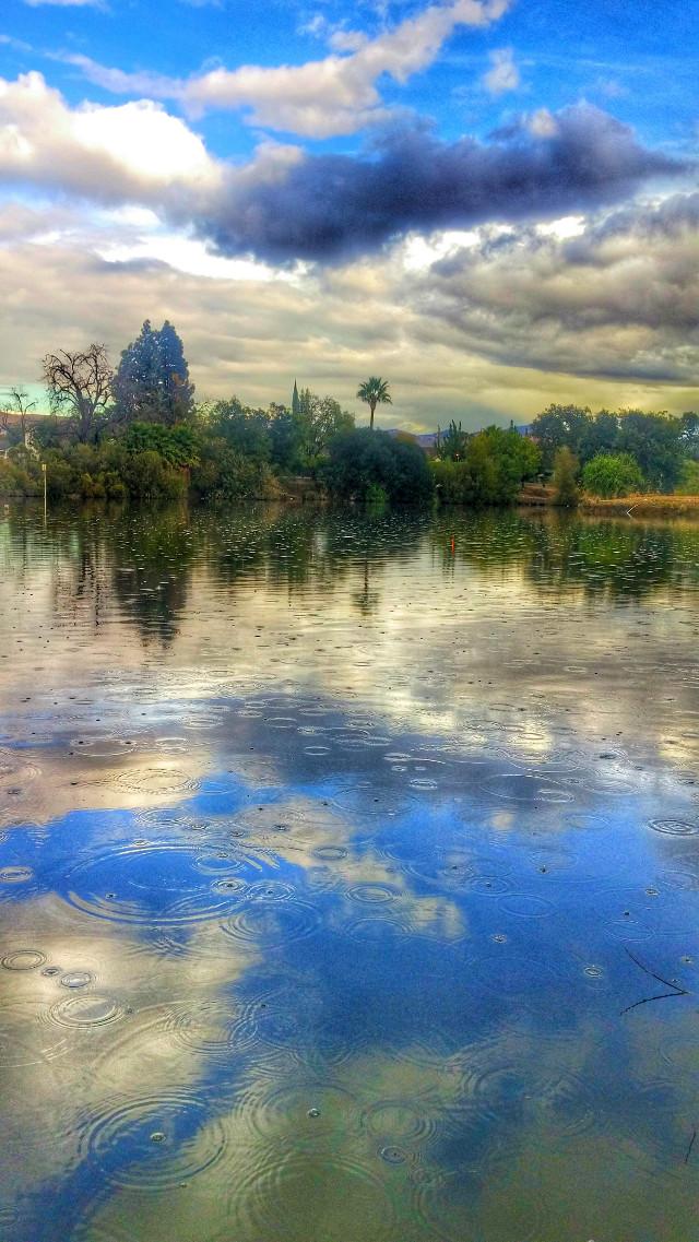#lakes #autumn #rain #photography #nature