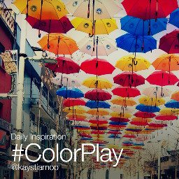dailyinspiration colorplay