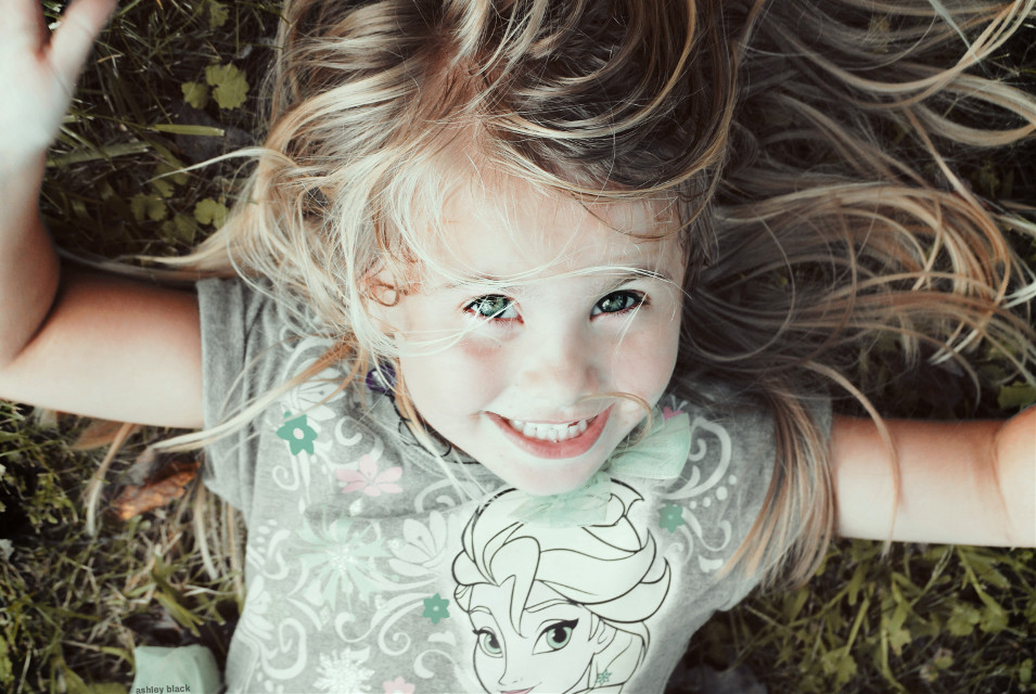 #FreeToEdit  #child  #happy  #emotions  #outside