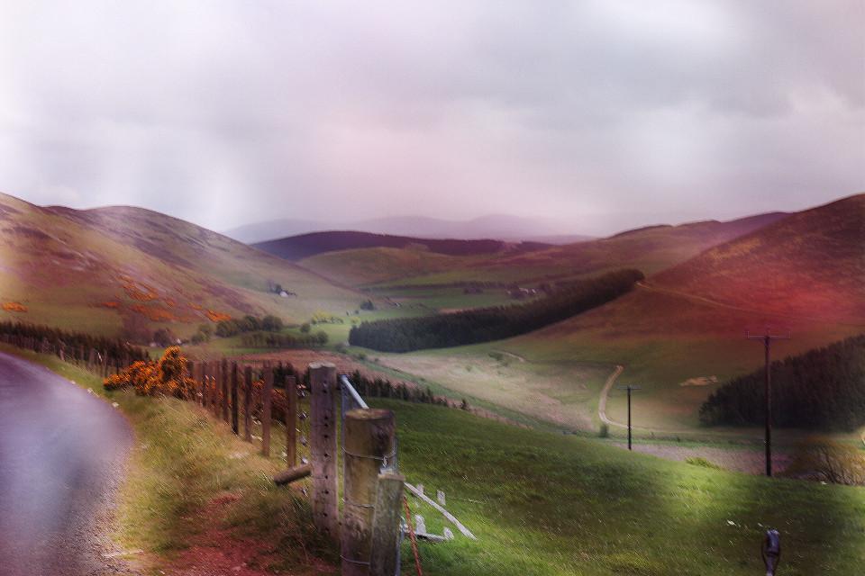 Scotland  #beutyful  #colours #breathtaking .