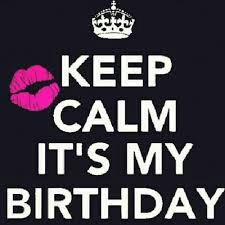 Happy Birthday To Me Xoxox Keepcalm Happybirthday Dai