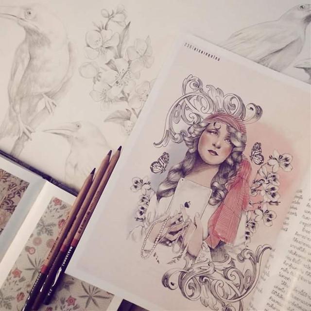 #blackandwhite #colorful #colorsplash #flower #book #art
