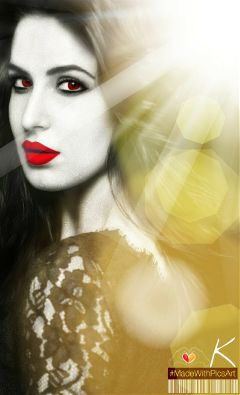 vampire k katrinakaif lensflare colorful
