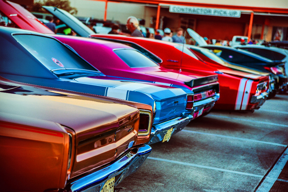 #photography #hdr #cars #colorful
