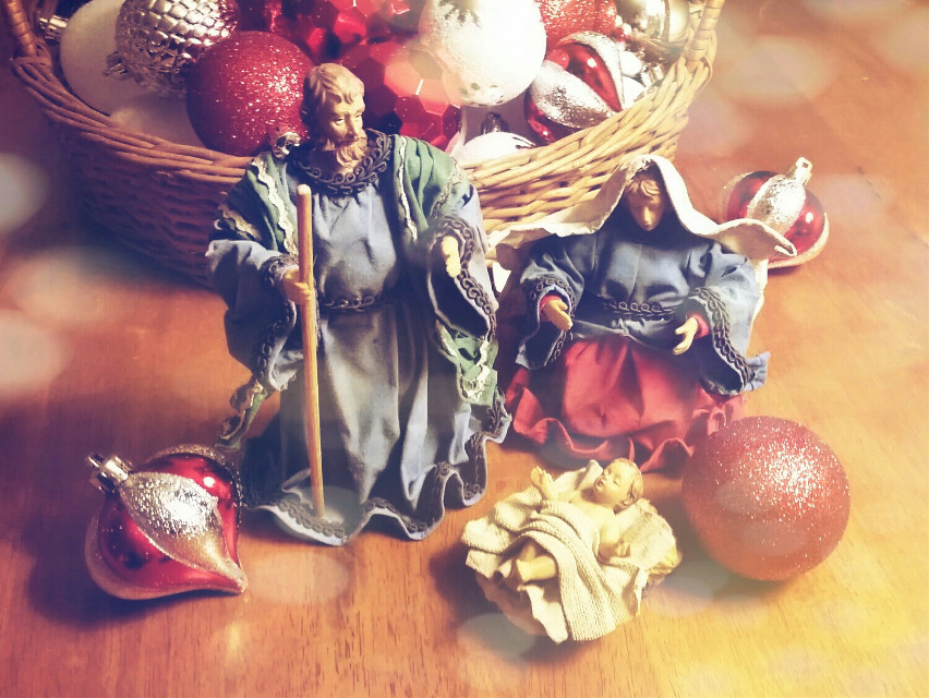 """""""For unto us a child is born, unto us a son is given: and the government shall be upon his shoulder: and his name shall be called Wonderful, Counsellor, The mighty God, The everlasting Father, The Prince of Peace.""""  King James Bible, Isaiah 9:6 - -"""