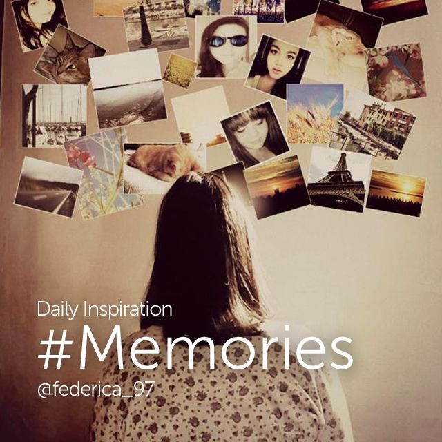 Memories daily inspiration
