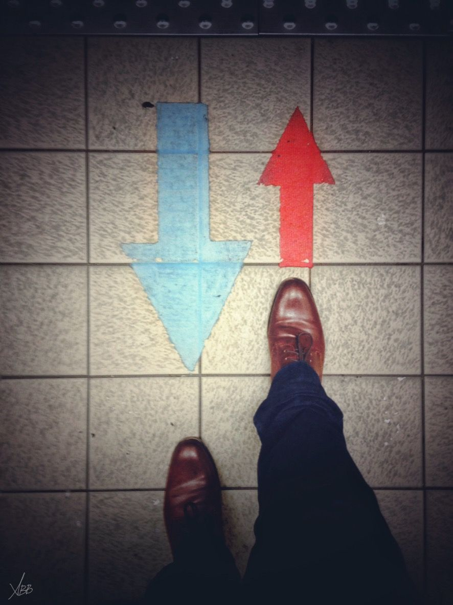 #direction #metrostation #floor #signalisation #lyon #2016