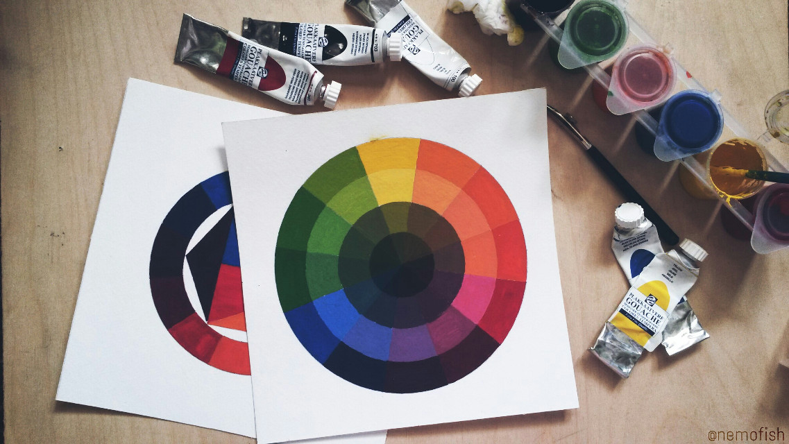 #photography #colors #drama #circlecolor #art #myinspiration #minimalism #softcolors #goodmorning #weekend