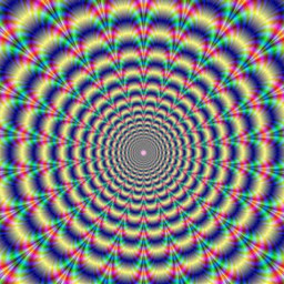 movement opart colors trippy dailyinspirationpupsy