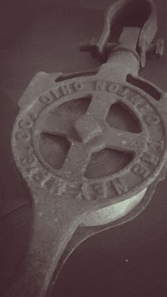 vintageeffect b twilight pulley industrial