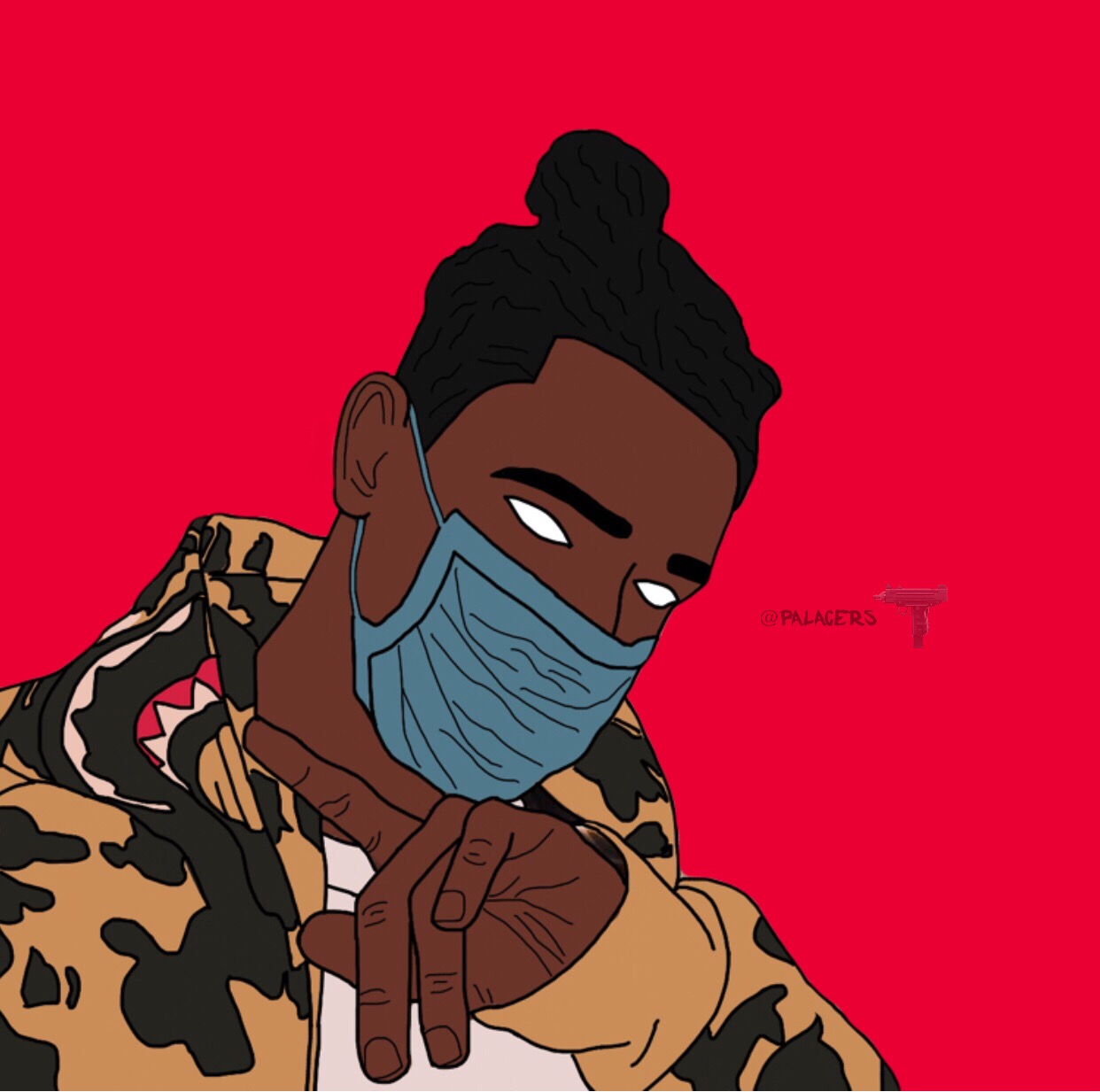 Image Bape Bape Bape Bathingape Bape 193219879000202 additionally 36031 together with Bw7 Simpson Series further Bape Shark Wallpaper together with 1. on dope cartoon characters wearing supreme