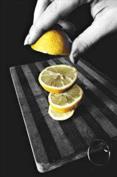 lemon slice levitate colorsplash yellow freetoedit