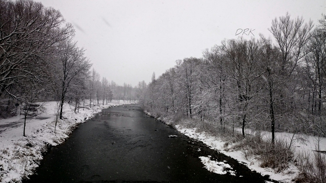 #winter #snow #nature #nature #photography #river #emotions