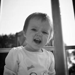 baby blackandwhite emotions nature people