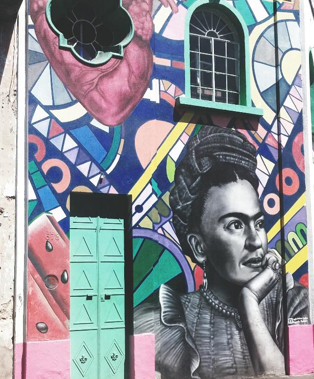 #photography #people #emotions #Guanatos #StreetArt #Urban #Friducha #Amor