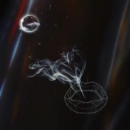 smoke lips moon