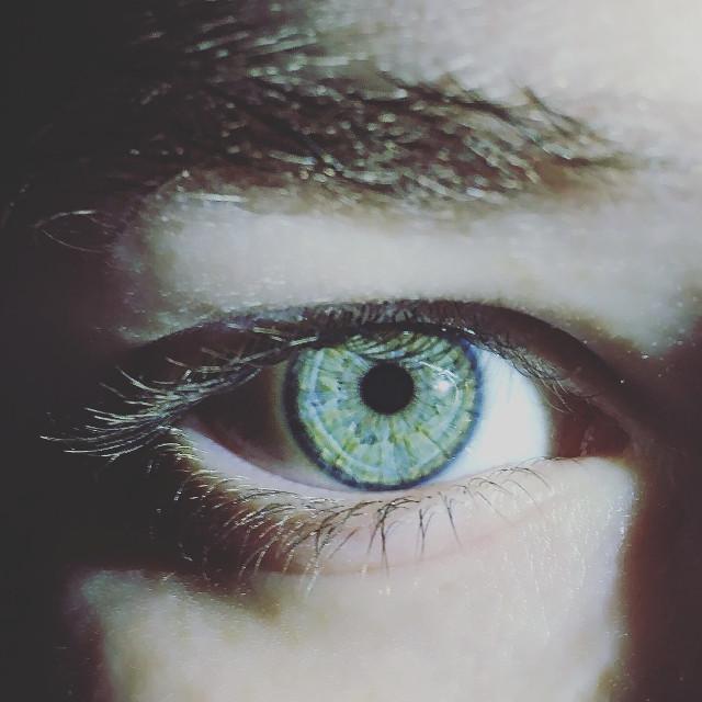 Así es mi ojo