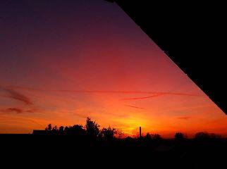 sky freedom sunset wanderlust