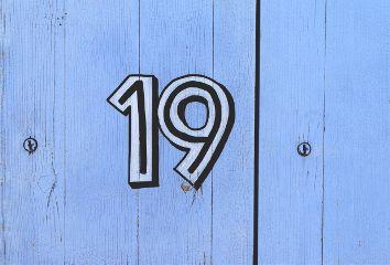texture door number age blue