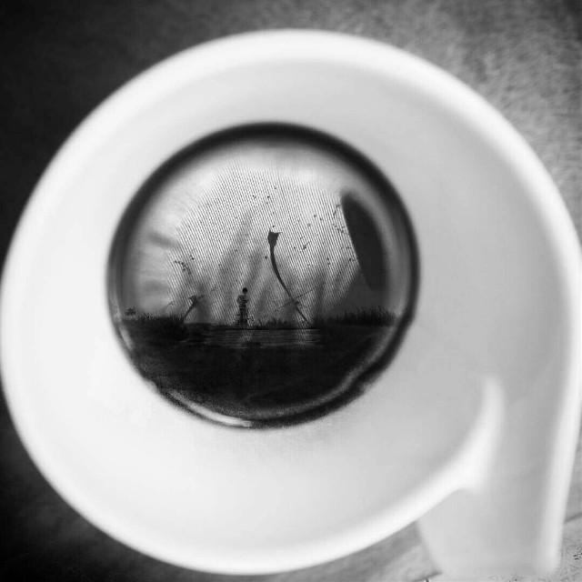 #FreeToEdit  #blackandwhite  #nature  #photography  #people  #coffee  #Interesting
