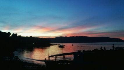 sunset photography landscape travel islands