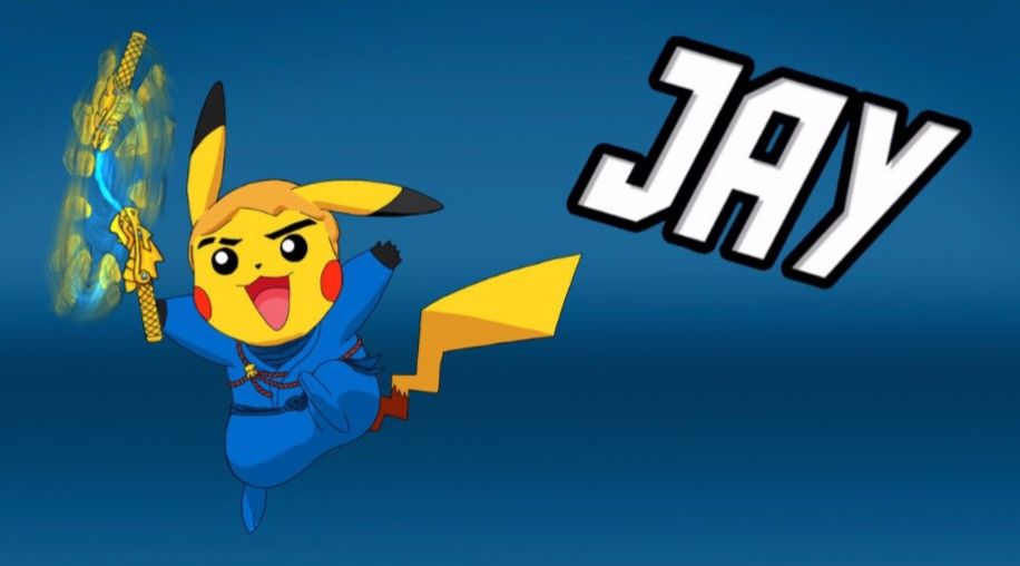 Pokemon Jay Ninjago Image By That Twisted Mashup