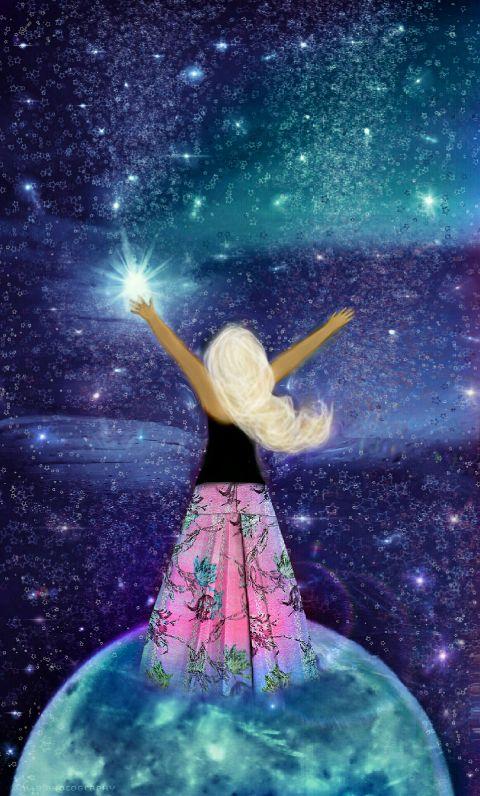 wapwalkonstars stars drawing picsart nightscape