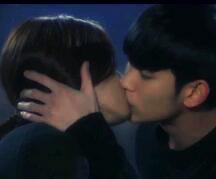 mylovefromthestars kimsoohyun junjihyun kiss koreandrama