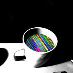 coffee glitch black freetoedit