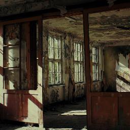 lostplaces door window