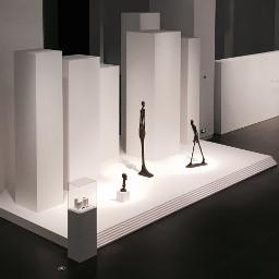 shanghai museum exhibition giacometti