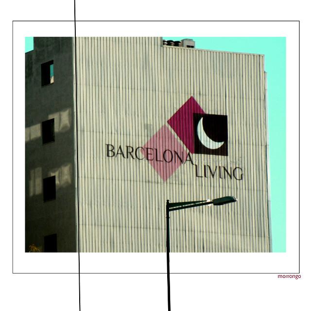 #Frame #photography #city #building #architecture #geometric #artistic #myedit #hue #Details  #Barcelona