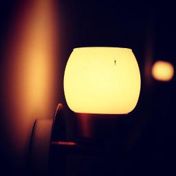 lamp light inside roomdecor